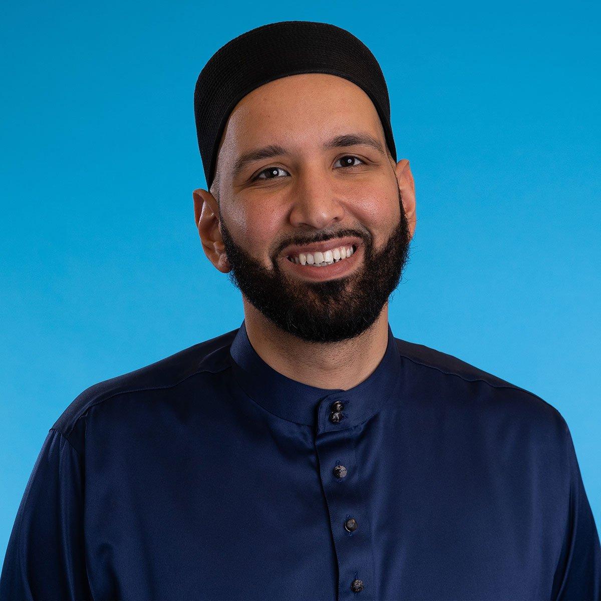 Dr. Omar Suleiman - Author #1