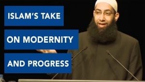 Islam's Take on Modernity and Progress