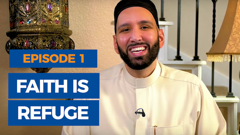 Ep. 1: Faith is Refuge | The Faith Revival