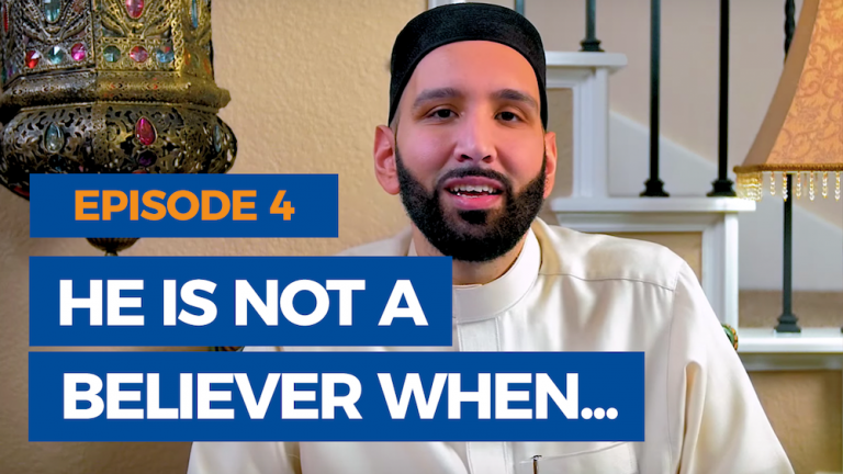 Ep. 4: He is Not a Believer When... | The Faith Revival