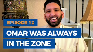 Ep. 12: Omar Was Always In The Zone | The Faith Revival