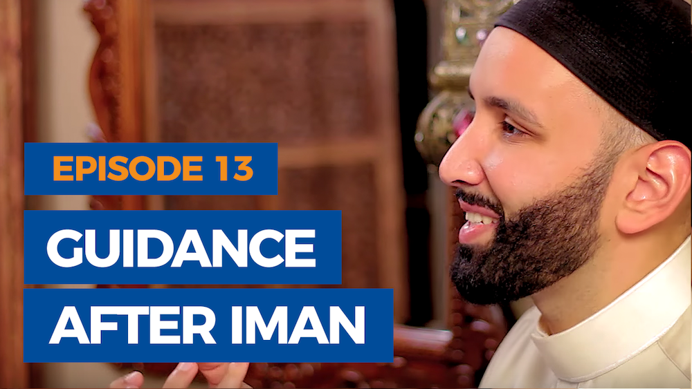 Ep. 13: Guidance After Iman | The Faith Revival