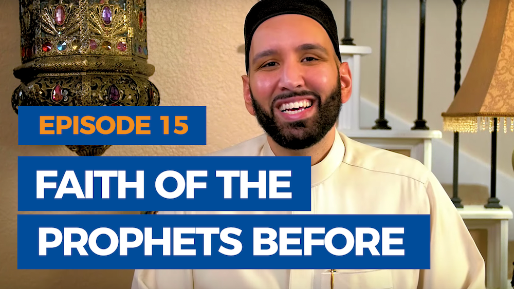 Ep. 15: The Faith of the Prophets Before | The Faith Revival