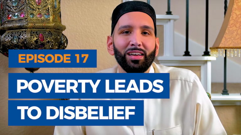 Ep. 17: Poverty Leads to Disbelief | The Faith Revival