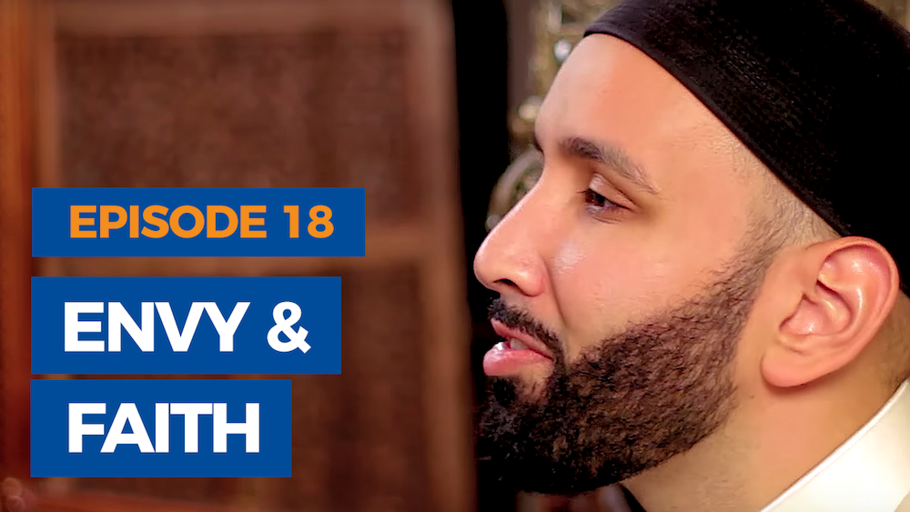 Ep. 18: Envy and Faith | The Faith Revival