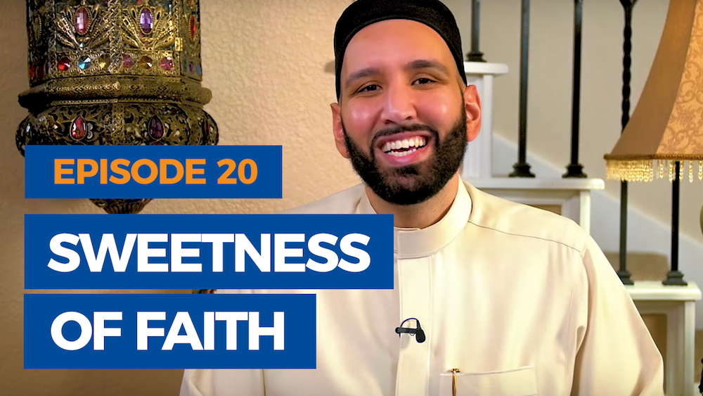 Ep. 20: Sweetness of Faith | The Faith Revival