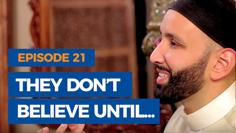 Ep 21: They Don't Believe Until... | The Faith Revival