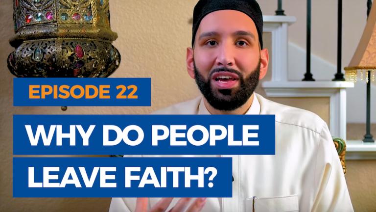 Ep. 22: Why Do People Leave Faith? | The Faith Revival