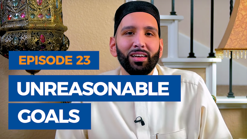 Ep. 23: Unreasonable Goals | The Faith Revival