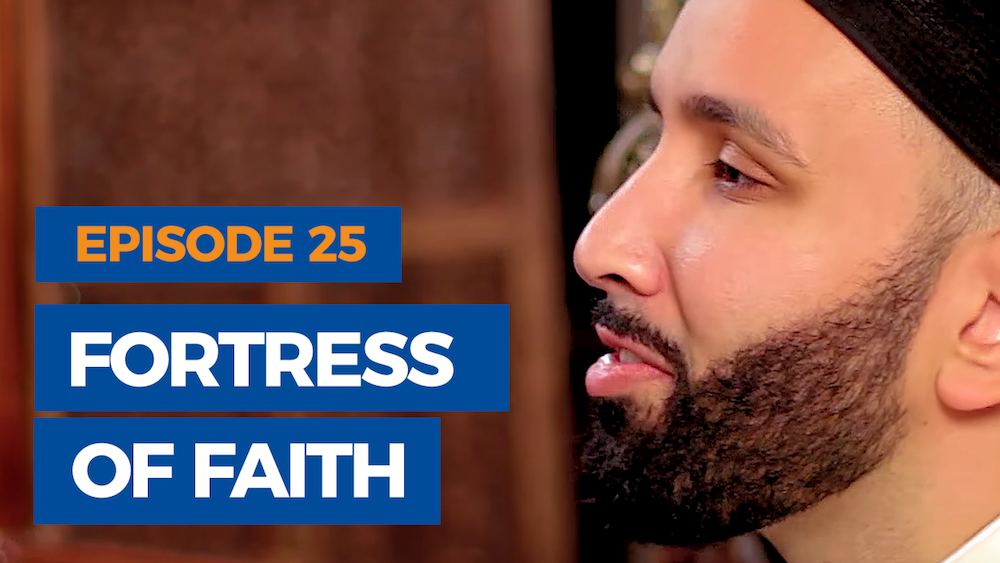 Ep. 25: Fortress of Faith| The Faith Revival