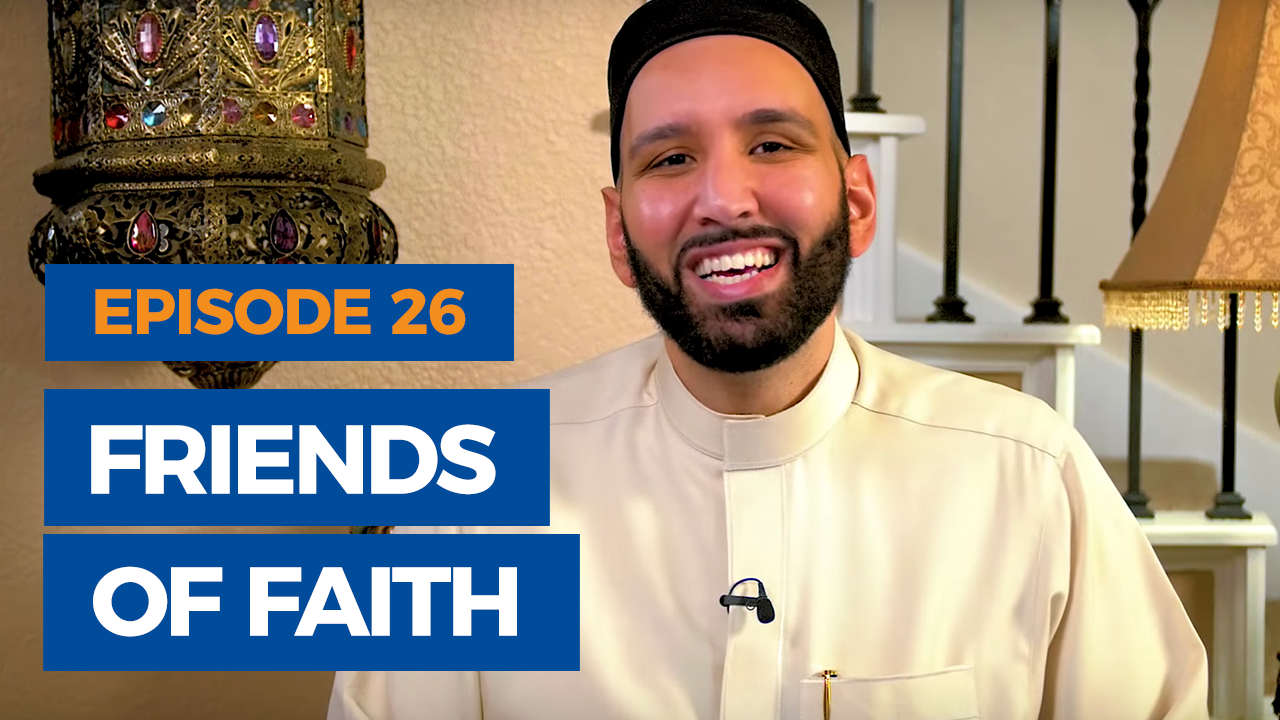 Ep. 26: Friends of Faith | The Faith Revival
