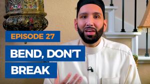 Ep. 27 Bend Don't Break | The Faith Revival