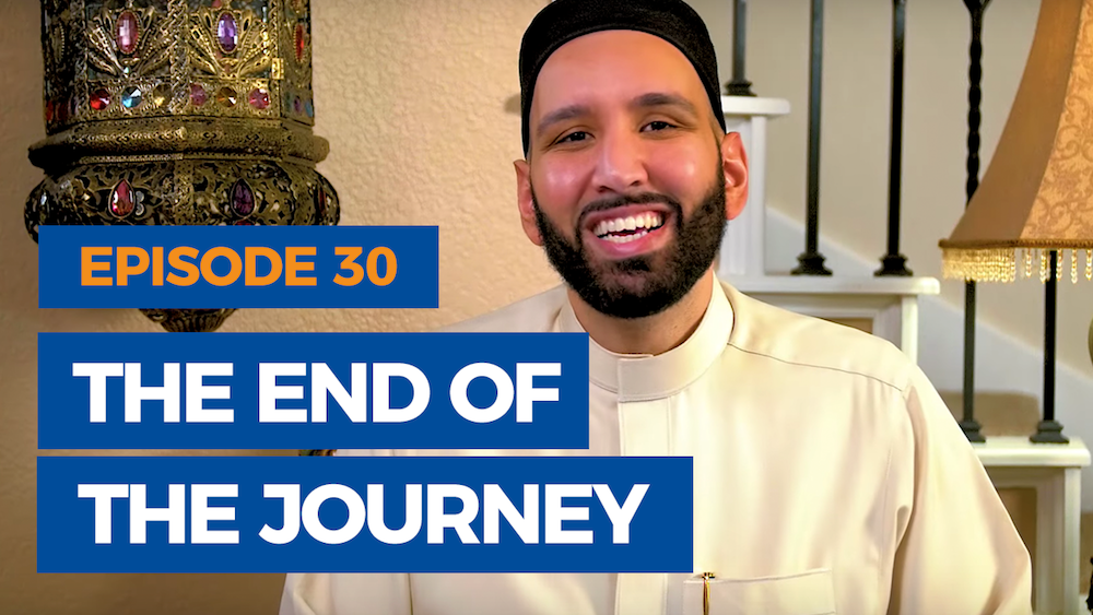 Ep. 30: The End of the Journey of Faith | The Faith Revival