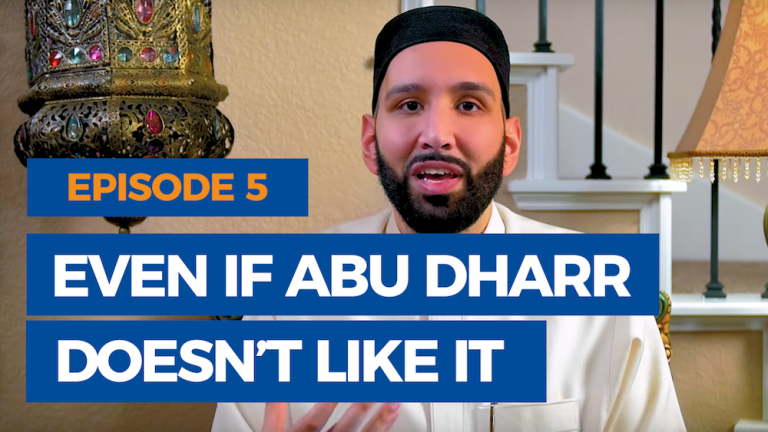 Ep. 5: Even If Abu Dharr Doesn't Like It | The Faith Revival