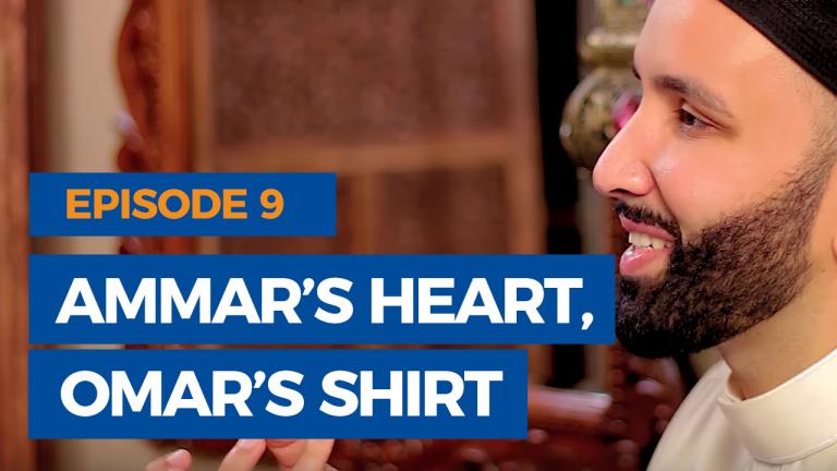 Ep. 9: Ammar's Heart and Omar's Shirt | The Faith Revival