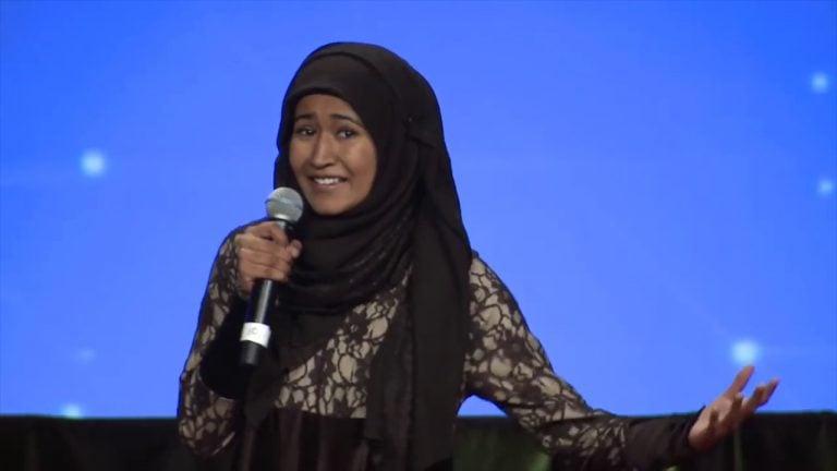 #ConfidentMuslim Heraa Hashmi on MuslimsCondemn.com
