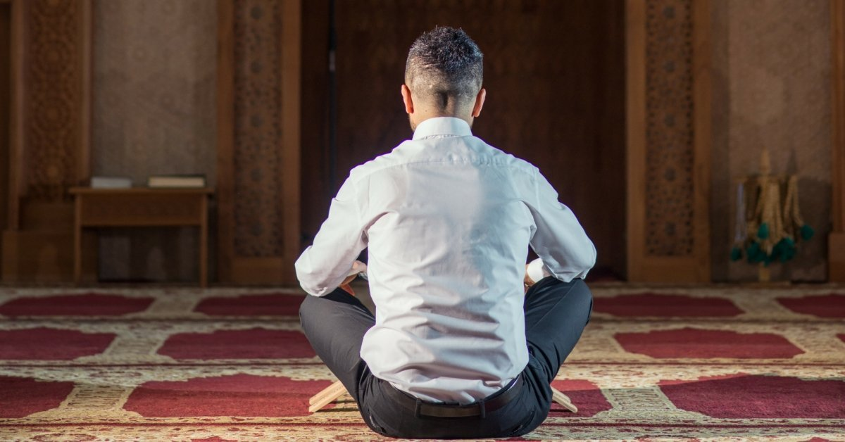 How to be a Mindful Muslim: An Exercise in Islamic Meditation