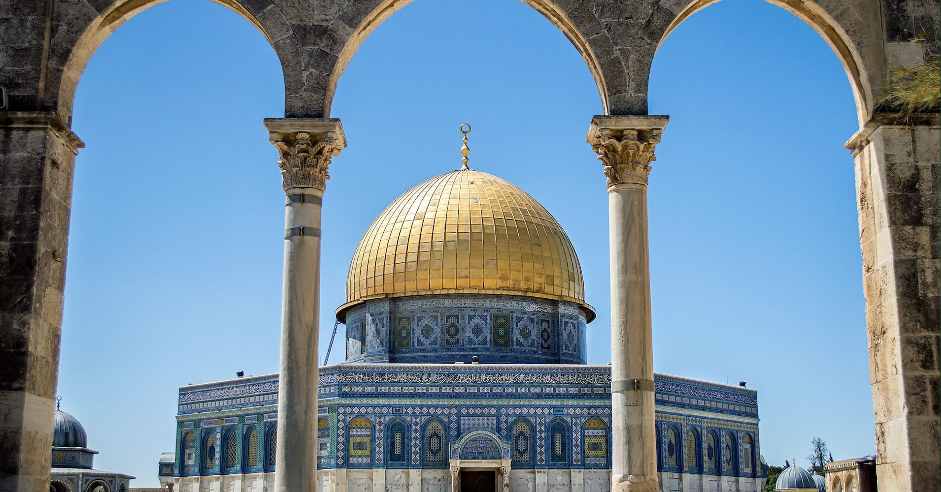 Why do Muslims love Jerusalem?