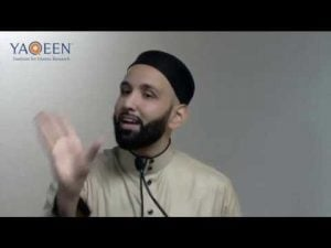 Dealing with Isolation: Learning from Islam's Original Converts – Omar Suleiman | Lecture