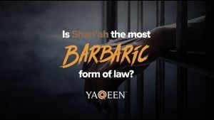 Is Shari'ah the Most Barbaric Form of Law? | Animation