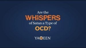 Are the whispers of Satan a type of OCD? | Animation