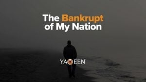 The Bankrupt of My Nation | Animation