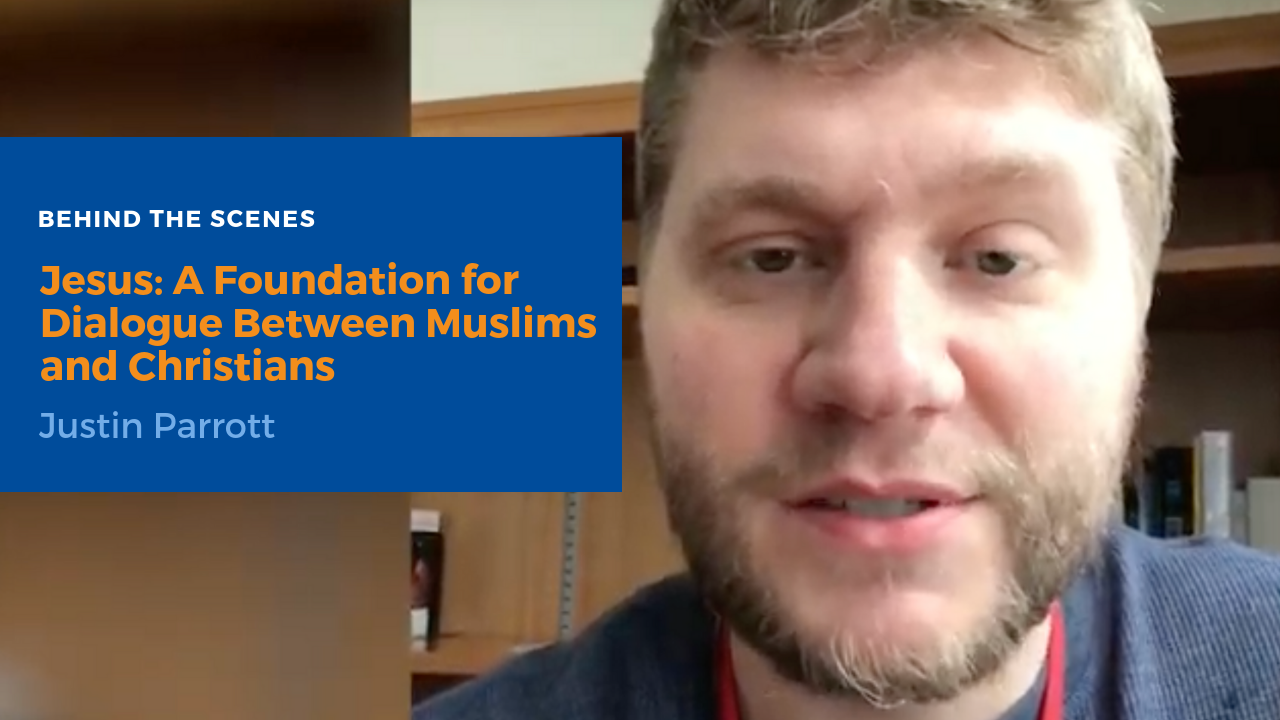 Jesus: A Foundation for Dialogue Between Muslims and Christians