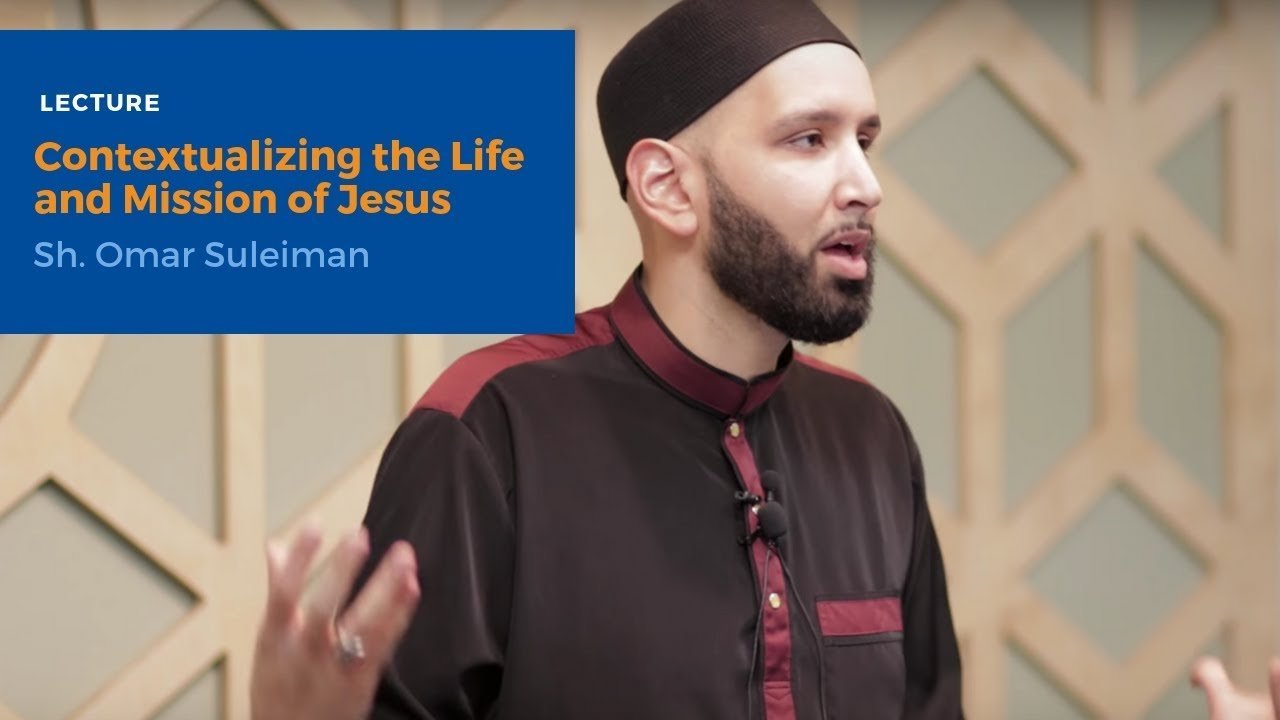 Contextualizing the Life and Mission of Jesus | Lecture