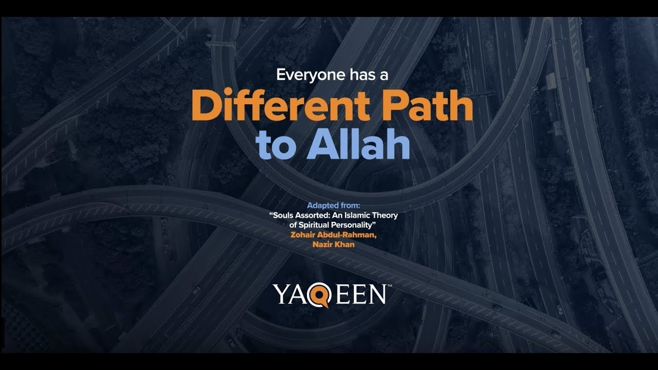 Everyone has a Different Path to Allah | Animation