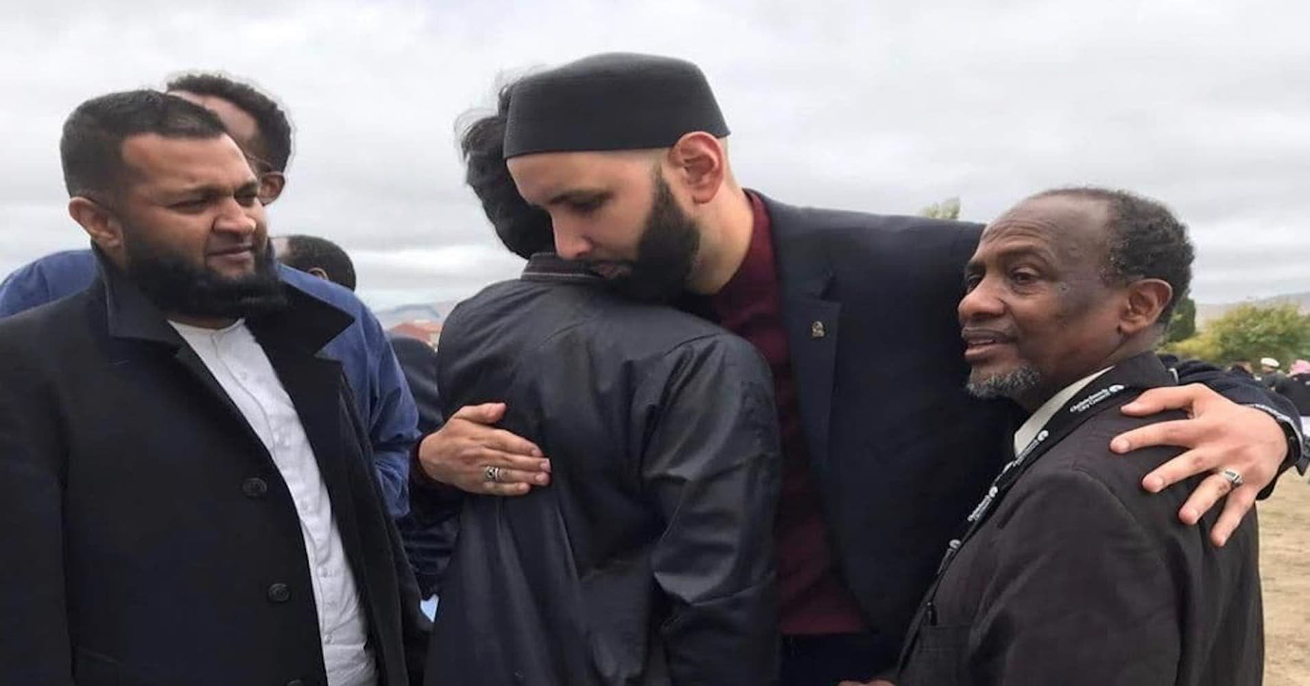 Islamophobia kills. I watched this with my own eyes when I helped bury New Zealand victims.