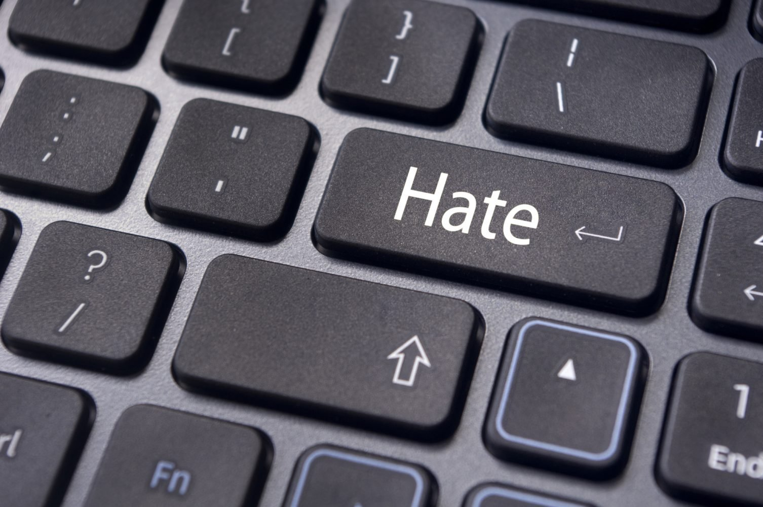 'The Ladder Down to Hell': How Social Media Breeds Hate Speech