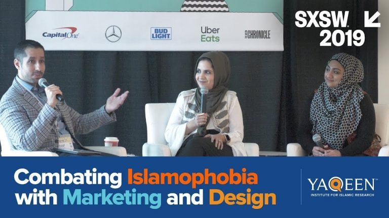 Combating Islamophobia with Marketing and Design | #SXSW19