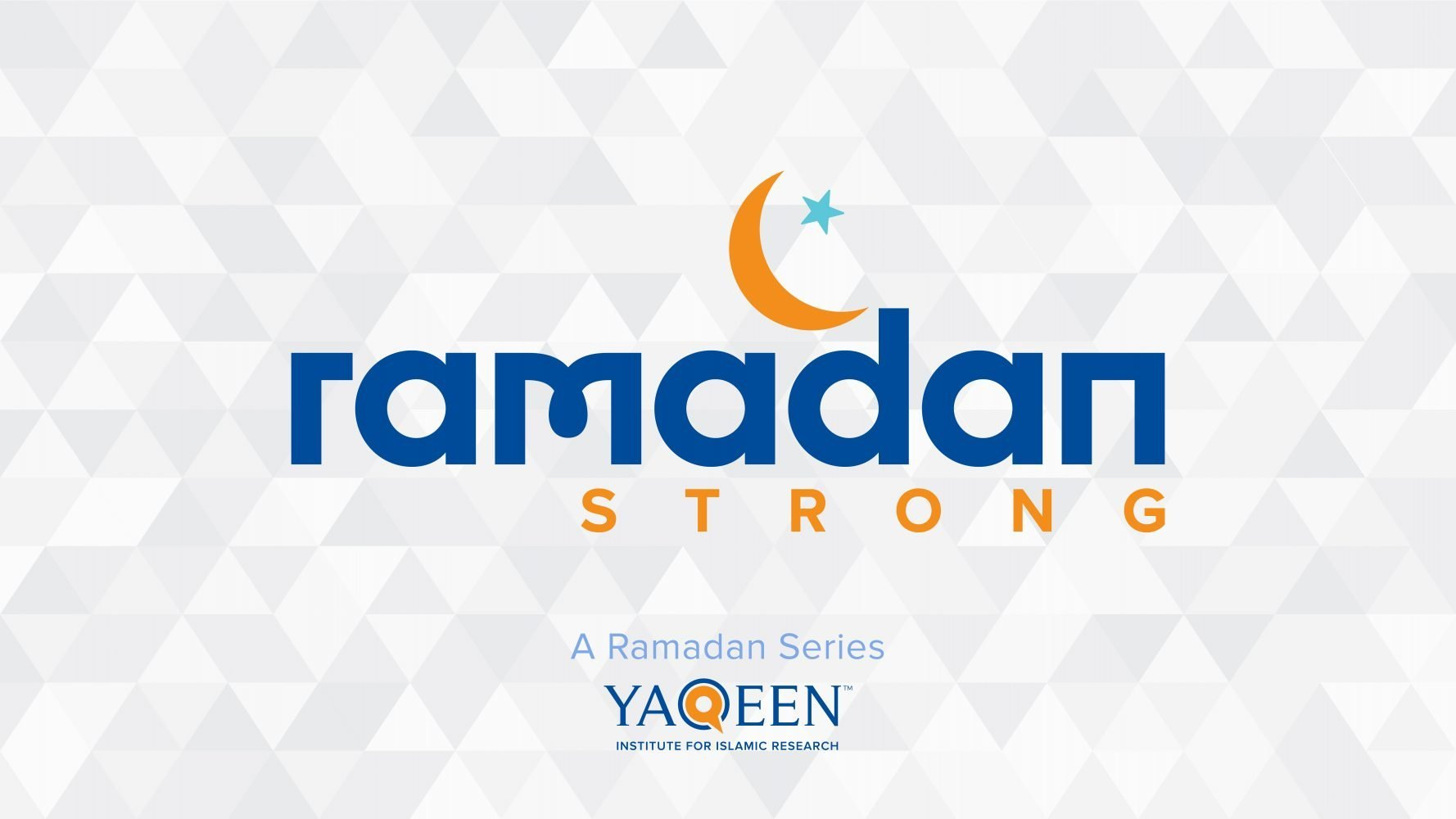 Enrich Your Ramadan with Yaqeen