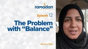 "Day 12 | The Problem with ""Balance"" 