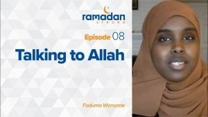 Day 8: Talking to Allah | Ramadan Strong