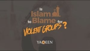 Is Islam to Blame for Violent Groups? | Animation