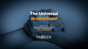 The Universal Brotherhood | Animation