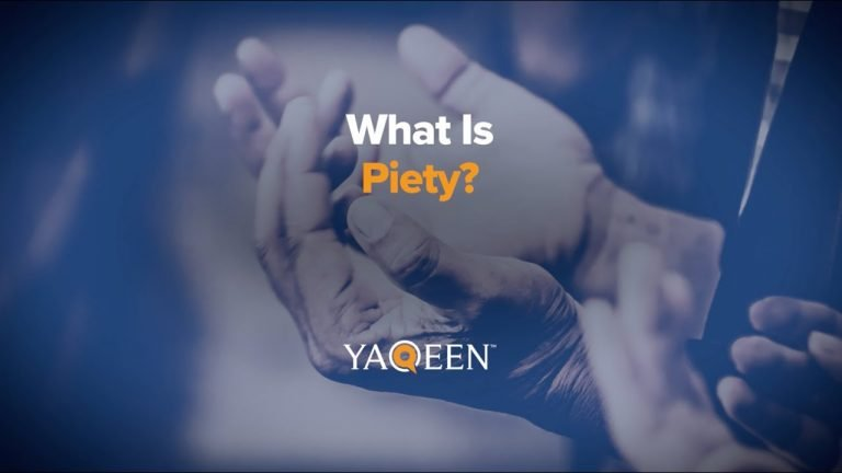 What is Piety? | Animation