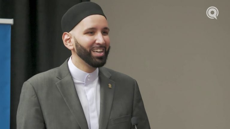 Addressing the Topic of Trauma and Faith - Sh. Omar Suleiman | ISNACON 2019