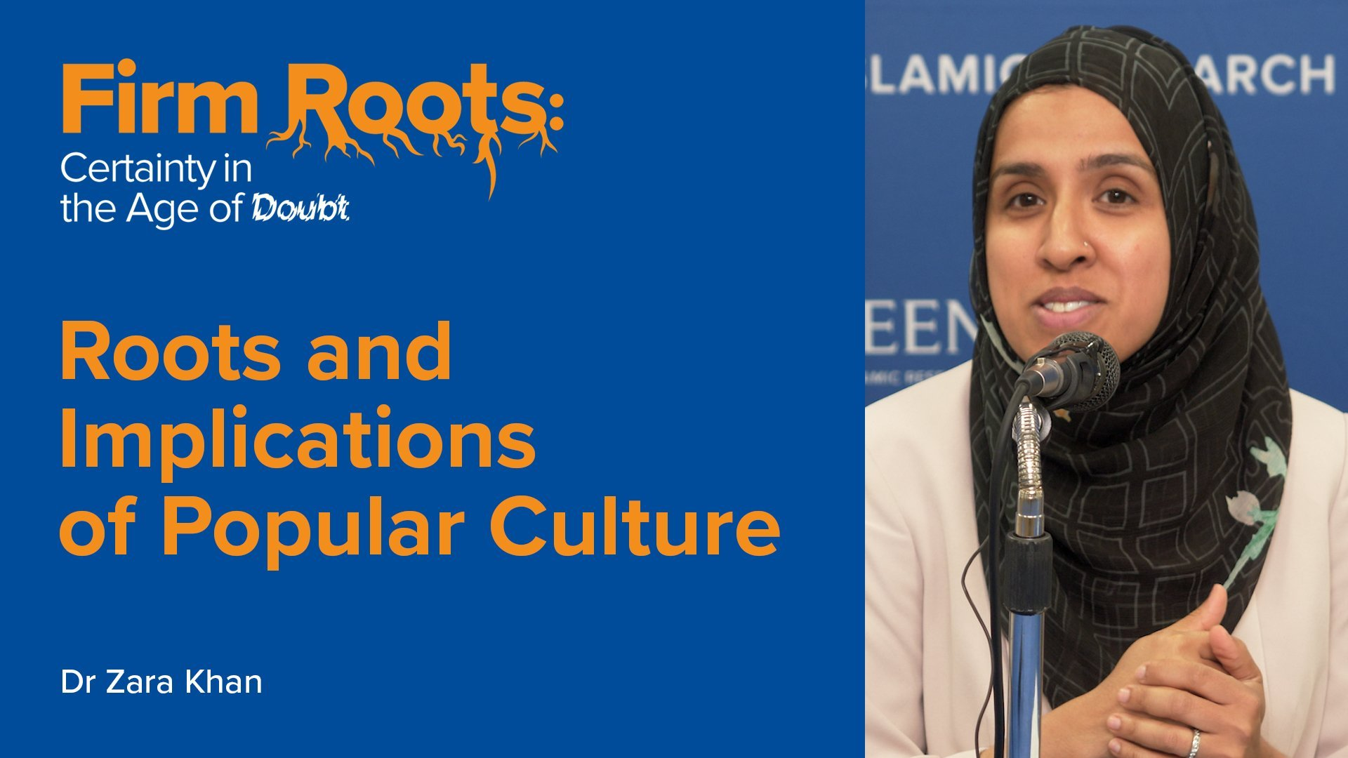 Roots and Implications of Pop Culture | Firm Roots