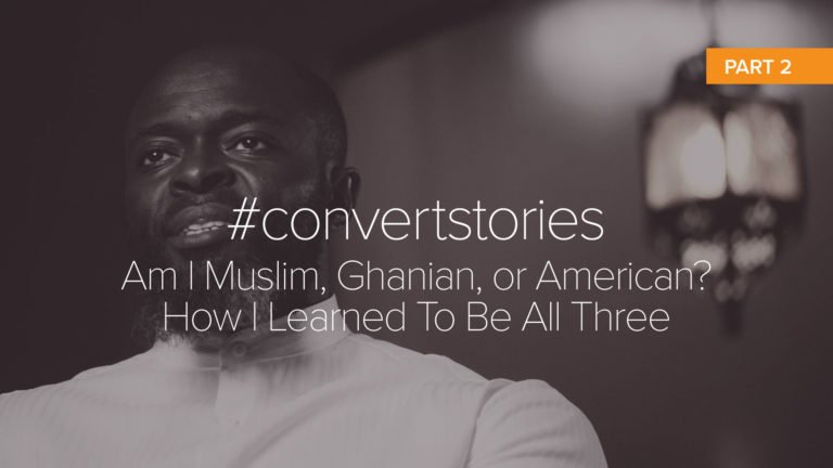 "Part 2: ""Are There Muslims in My Lineage?"" 