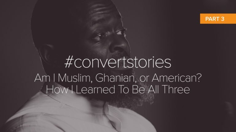 Part 3: The Path Back from Cultural Apostasy | A Muslim Convert Story