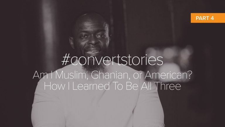 "Part 4: ""Embracing Islam Made Me Embrace My Culture"" 