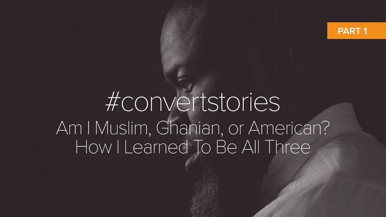 Part 1: Introducing Sh. Abdullah Oduro | A Muslim Convert Story