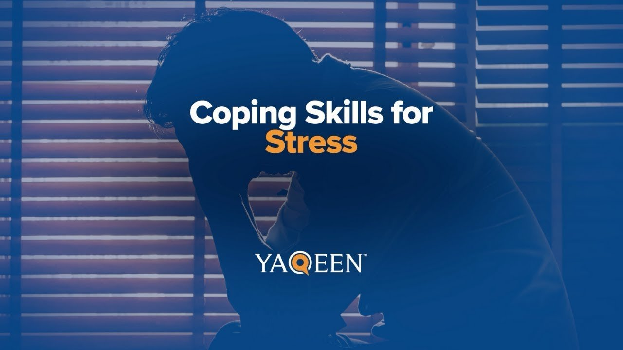 20 Ways to Cope with Stress