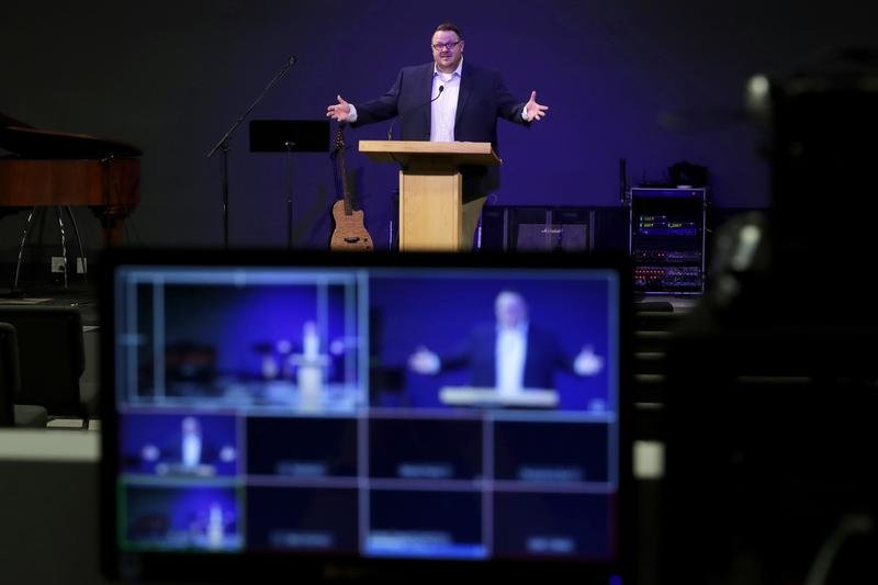 """The Takeaway: """"Faith Communities Find Creative Ways to Congregate Amid Pandemic"""""""