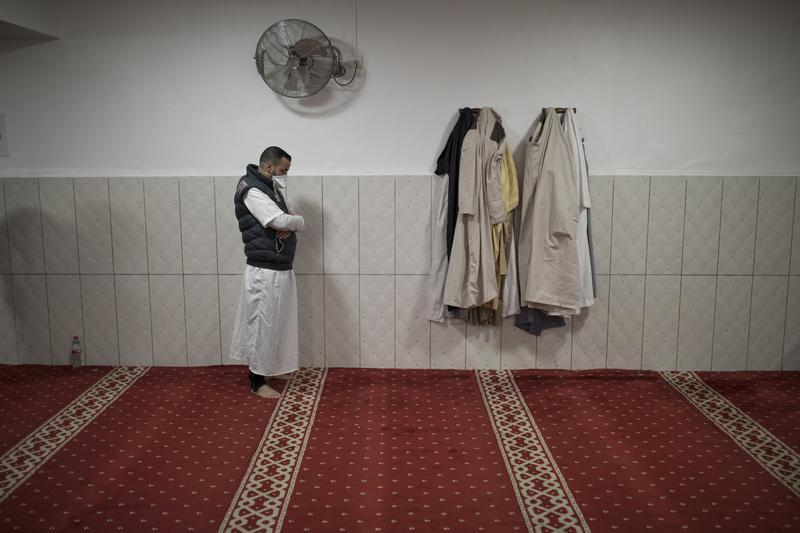 "NPR: ""Ramadan in the Era of Social Distancing"""