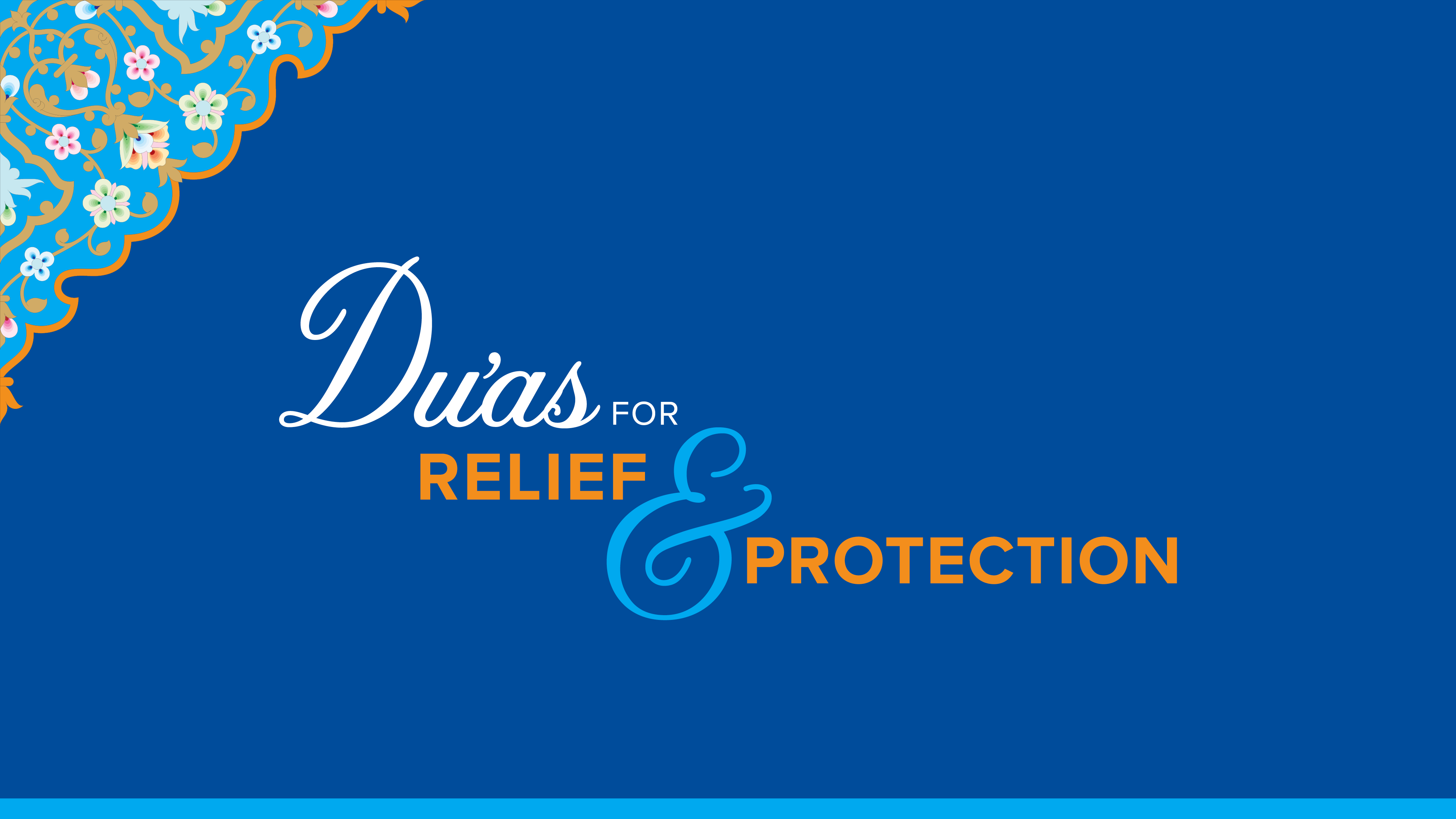 eBook | Prophetic Prayers for Relief and Protection