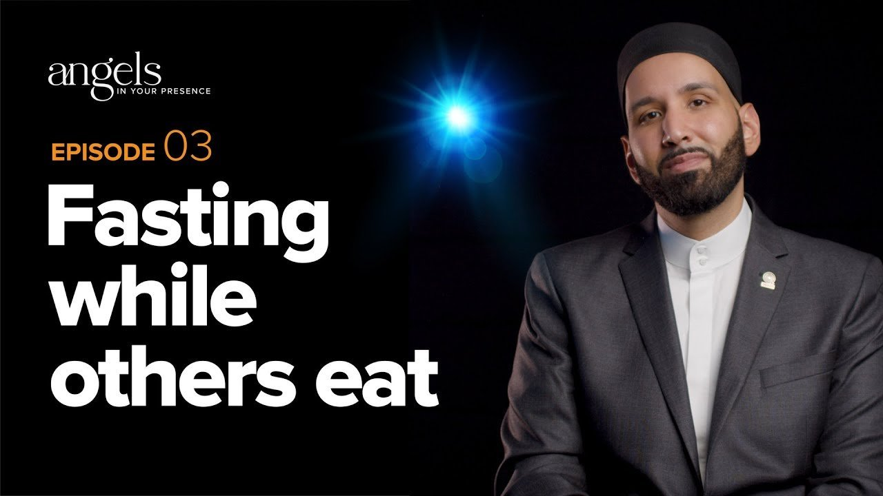 Episode 3: Fasting While Others Eat