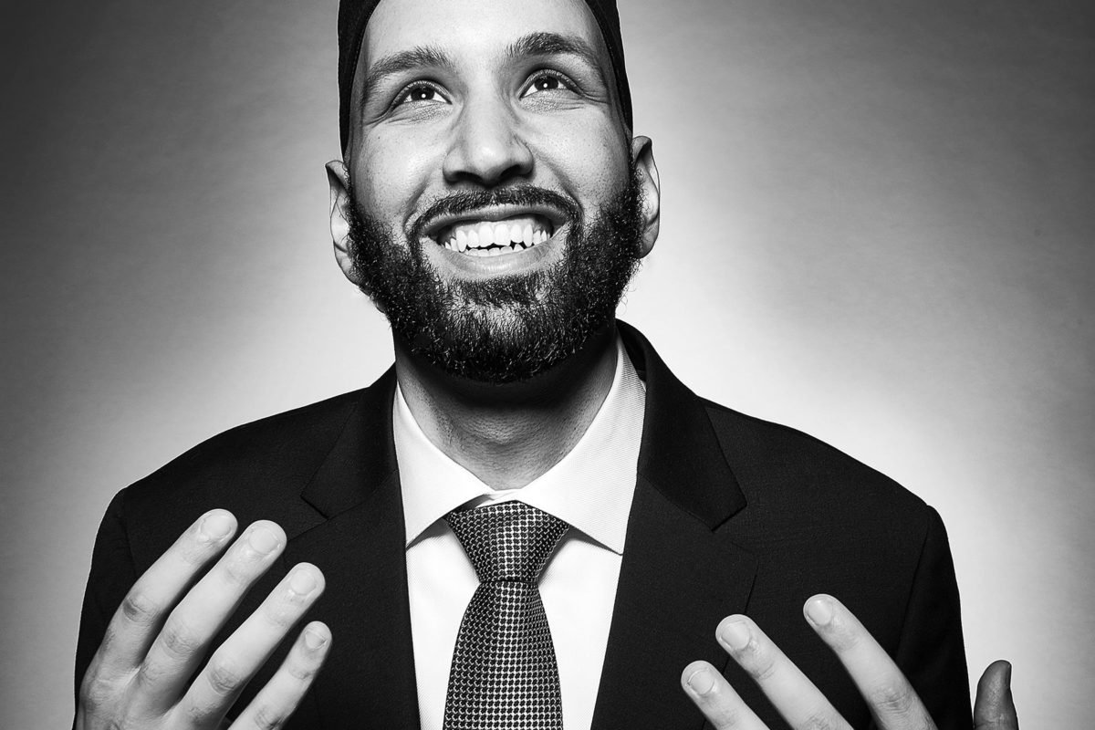 "D Magazine: ""What Faith Looks Like Now: A Conversation With the Imam Omar Suleiman"""